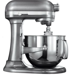Picture of KitchenAid Artisan 6.9L Stand Mixer Medallion Silver