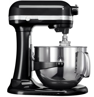 Picture of KitchenAid Artisan 6.9L Stand Mixer Onyx Black