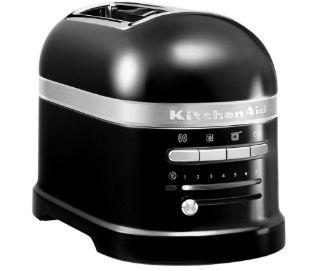 Picture of KitchenAid Artisan 2-Slice Toaster Onyx Black