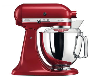 Picture of KitchenAid Artisan 4.8L Stand Mixer Empire Red