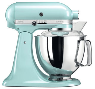 Picture of KitchenAid Artisan 4.8L Stand Mixer Ice Blue