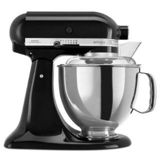 Picture of KitchenAid Artisan 4.8L Stand Mixer Onyx Black