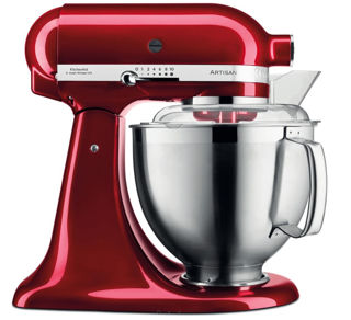Picture of KitchenAid Artisan 4.8L Stand Mixer Candy Apple