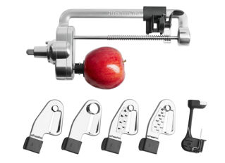 Picture of KitchenAid Attachment Spiralizer 4 Blade Pack