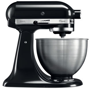 Picture of KitchenAid Classic 4.3L Stand Mixer Onyx Black