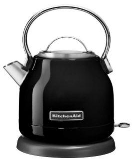 Picture of KitchenAid Classic 1.25L Kettle Onyx Black