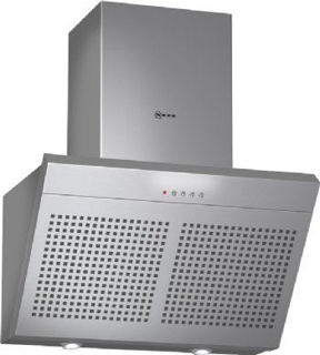 Picture of Neff Series 2 Chimney Hood 60Cm Electronic Display Push Button Ctrl S/Steel