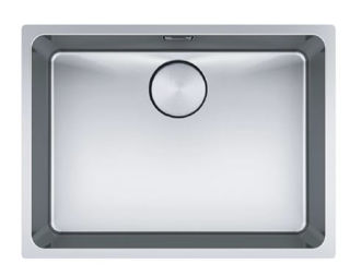 Picture of Frank Mythos Single Bowl Undermounted Sink Stainless Steel