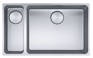 Picture of Franke Mythos 1.5 Bowl Undermounted Sink LHSB Stainless Steel