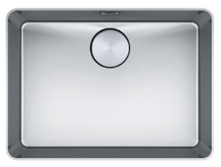 Picture of Frank Mythos Single Bowl Flushmounted Sink Stainless Steel