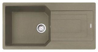 Picture of Franke Urban Single Bowl Inset or Flushmounted Sink Reversible Fragranite Sage Grey
