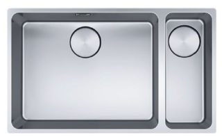 Picture of Franke Mythos 1.5 Bowl Undermounted Sink RHSB Stainless Steel