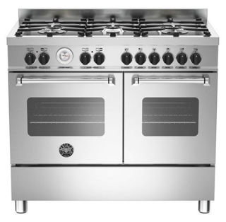 Picture of Bertazzoni F/S 100cm Master Series Range Cooker Stainless Steel