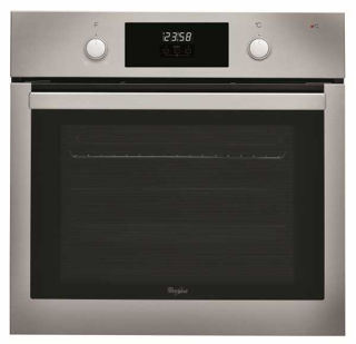 Picture of Whirlpool Built In Multifunction Single Oven Stainless Steel