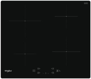 Picture of Whirlpool Built In 60cm Induction Hob Black
