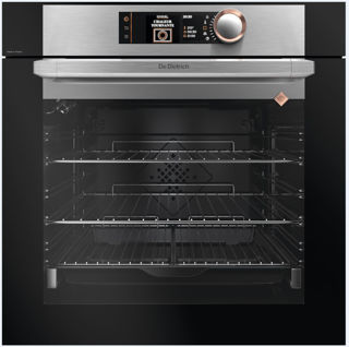 Picture of De Dietrich Built In DX2 Multifunction Pyro Single Oven Platinum