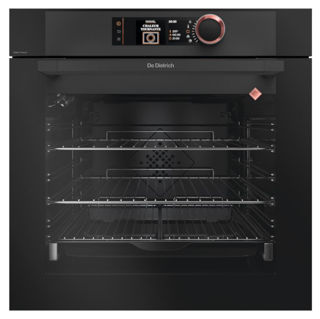 Picture of De Dietrich Built In DX2 Multifunction Pyro Single Oven Absolute Black