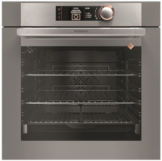 Picture of De Dietrich Built In DX2 Multifunction Pyro Single Oven Iron Grey