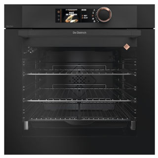 Picture of De Dietrich Built In DX3 Multifunction Pyro Single Oven Absolute Black