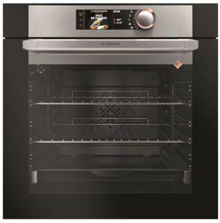 Picture of De Dietrich Built In DX3 Multifunction Pyro Single Oven Platinum