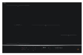 Picture of De Dietrich 80cm 4 x Zone HoriZone Perfect Sensor Induction Hob Black