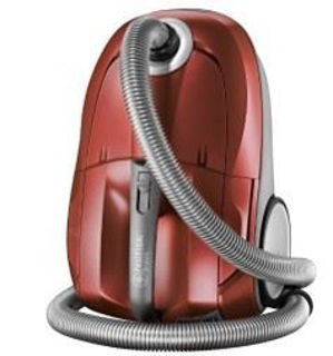 Picture of Nilfisk BRAVO Bagged Vacuum Cleaner Spitfire Red
