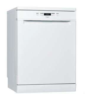 Picture of Whirlpool F/S 60cm Dishwasher White
