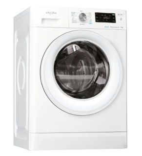 Picture of Whirlpool F/S 7kg Fresh Care 1400 Spin White Washing Machine