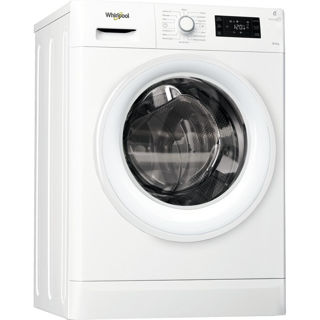 Picture of Whirlpool F/S 8/6kg Fresh Care 1400 Spin White Washer Dryer