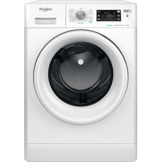 Picture of Whirlpool F/S 8kg Fresh Care 1400 Spin White Washing Machine