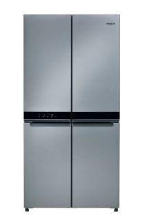 Picture of Whirlpool F/S 90cm 4 Door Frost Free Fridge Freezer Stainless Steel