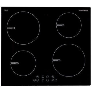 Picture of NordMende 60cm 4 x Zone Touch Control Induction Hob Black