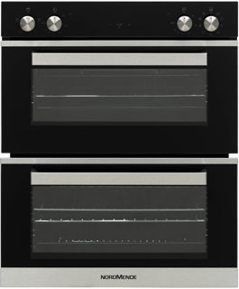 Picture of NordMende Built Under Catalytic Double Oven Stainless Steel