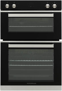 Picture of NordMende Built In Catalytic Double Oven Stainless Steel