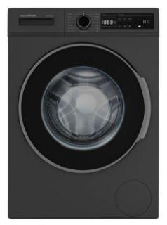 Picture of NordMende 8kg Washing Machine 1400 Spin Dark Inox
