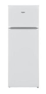 Picture of Whirlpool Freestanding Fridge Freezer 55cm Top Mount Combi White