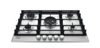 Picture of Whirlpool 73cm FlexiFlame Gas Hob with iXelium Protection Stainless Steel