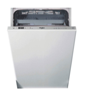Picture of Whirlpool Integrated Dishwasher 45cm Slimline
