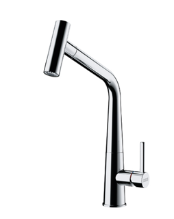 Picture of Franke Icon Pull-Out Double Jet Shower Tap Chrome