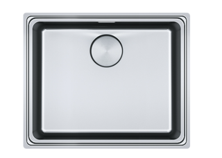 Picture of Franke Mythos Plus Single Bowl Slim-Top Sink Stainless Steel