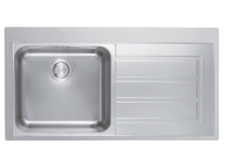 Picture of Franke Epos Single Bowl Inset Sink RHD Stainless Steel