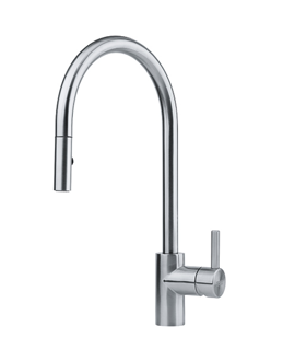 Picture of Franke Eos Neo Pull-Out Nozzle Tap Stainless Steel