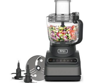 Picture of Ninja 2.1L Food Processor with Auto-iQ Silver