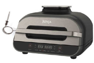 Picture of Ninja Foodi Health Grill and Air Fryer with Smart IQ