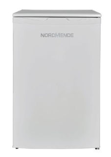Picture of NordMende 48cm Freestanding Under Counter Fridge White