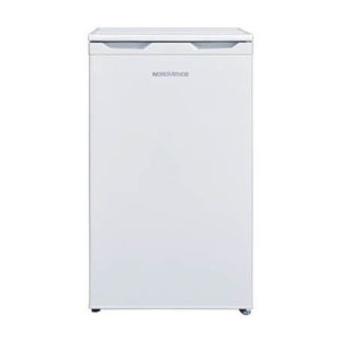 Picture of NordMende 48cm Freestanding Under Counter Fridge with Ice Box White