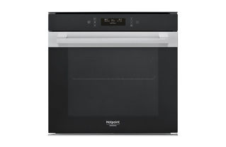 Picture of Hotpoint Built-in Series 9 Pyroclean Single Oven Black Glass