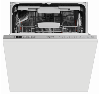 Picture of Hotpoint 60cm Integrated Dishwasher 14 Place 3 Rack Levels