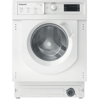 Picture of Hotpoint Integrated 7Kg 1400 Spin Washing Machine