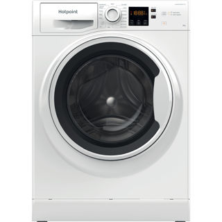 Picture of Hotpoint Freestanding 8Kg 1400 Spin Washing Machine White